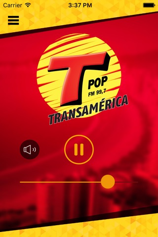 Rádio Transamérica POP 99.7 FM screenshot 1