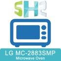 Showhow2 for LG MC-2883SMP Microwave icon