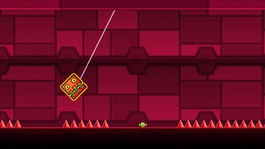 Geometry Jump Dont Fall Screenshot