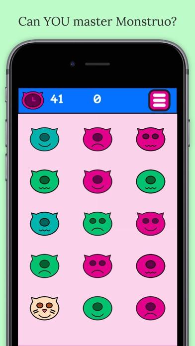 Monstruo - Monster Match 3 Screenshot