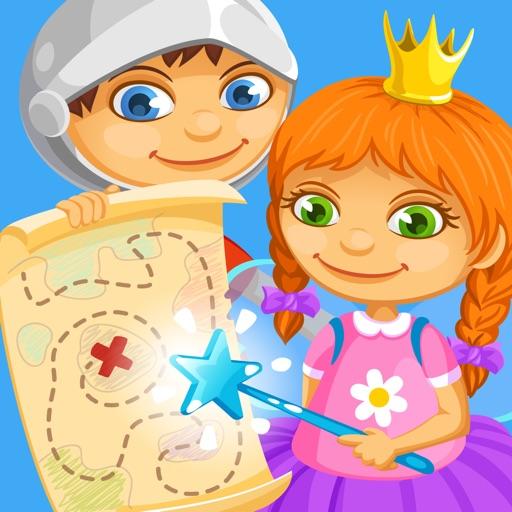 Kids Logic Land Adventure iOS App