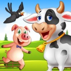 Learn Farm Animals For Kids - Animals Farm For Kids! icon