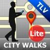 Tel Aviv Map and Walks