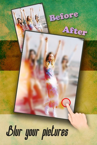 Photo Touch Blur Pro - Focus Edit.or to Hide Face & Erase Background screenshot 3
