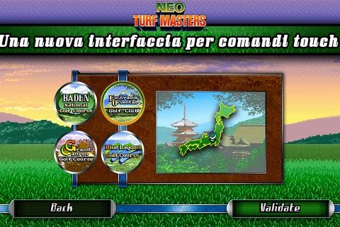 NEO TURF MASTERS screenshot 2