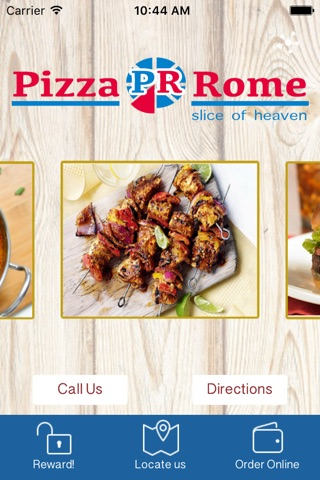 Pizza Rome screenshot 1