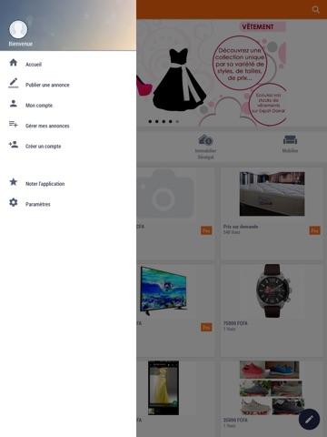 Capture d'écran iPad 1