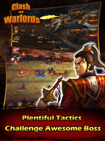 Screenshot #4 pour Clash Warlords