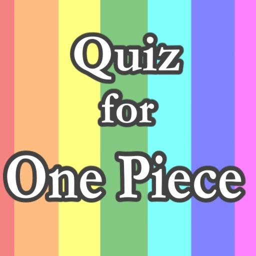 QUIZ ONEPIECE iOS App