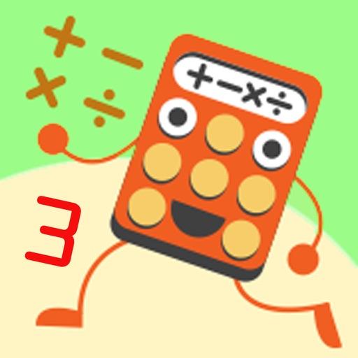 Violympic toán lớp 3 - Chơi mà học với đề thi mẫu iOS App