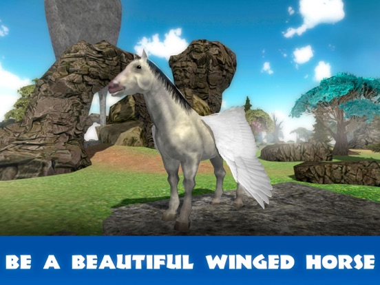 Pegasus Survival Simulator 3D Full на iPad