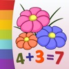 Color by Numbers - Flowers game for iPhone/iPad
