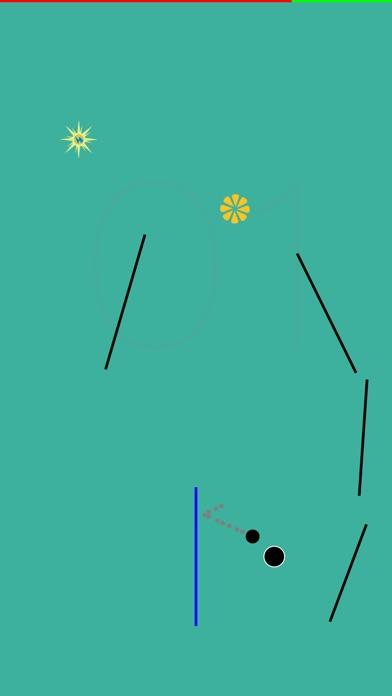 Ball And Magic Hole Screenshot