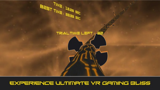 VR Neon Pipe : Death Route For Google Cardboard Screenshot