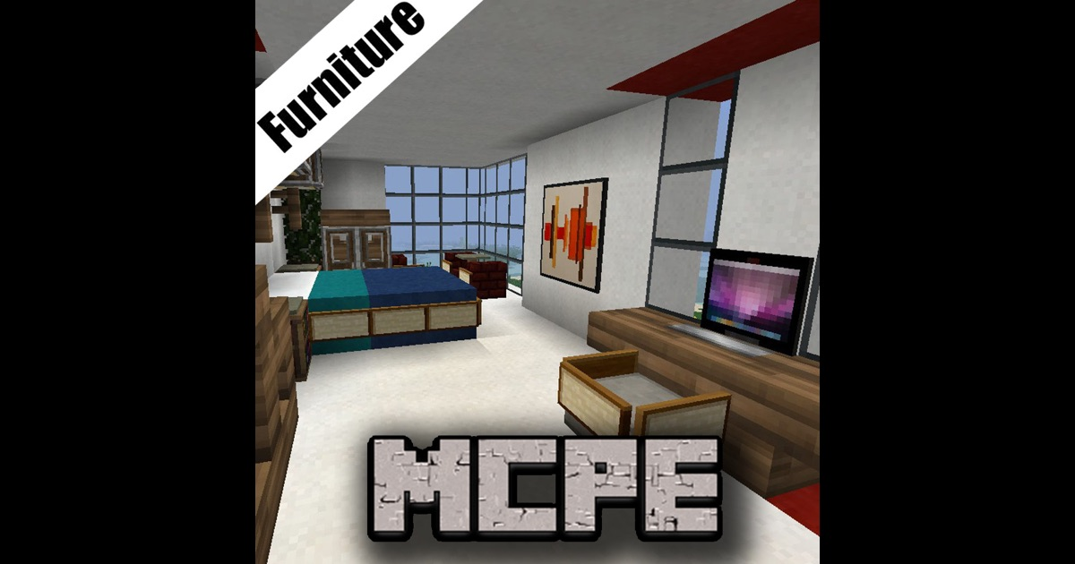 Best Furniture For Minecraft Game Pe Pocket Edition
