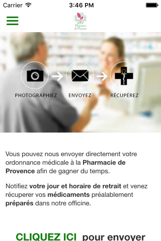 Pharmacie Provence Brignoles screenshot 3