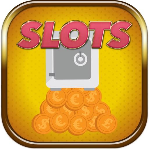 Flow slot machine