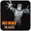 mummy maze - deluxe pyramid