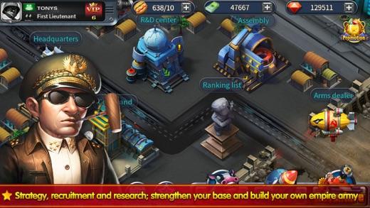 Little Commander 2: Global War Screenshot