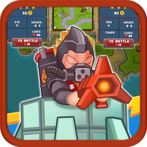 Camp Guardian - Ailen Tower Defense iOS App