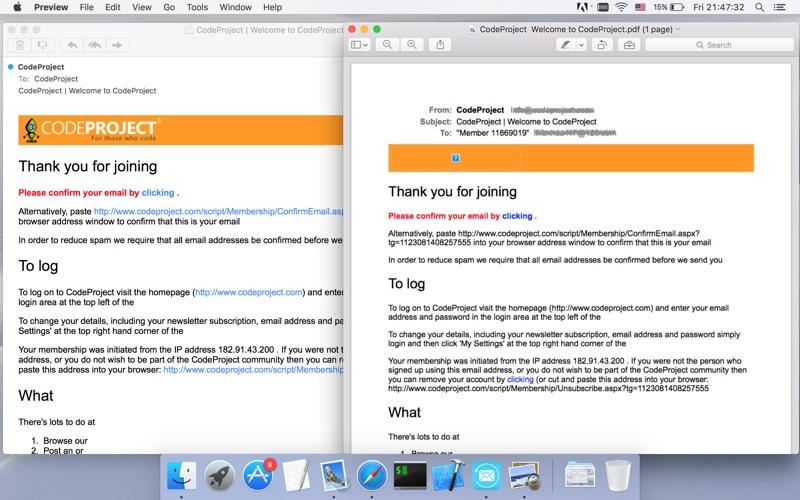 Msg Converter Pro Screenshots