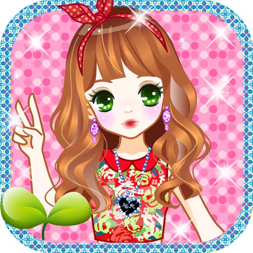 Sweet Girl-Makeup, Dressup, Spa and Makeover - Girls Beauty Salon Games iOS App