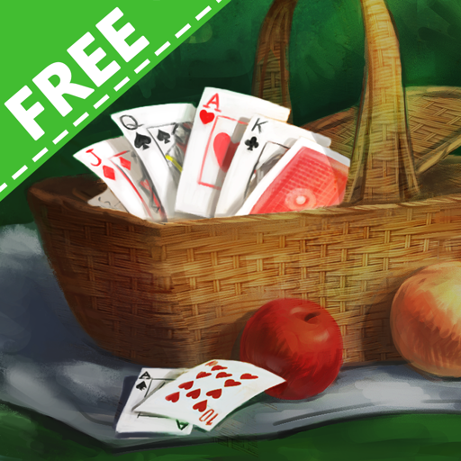 Solitaire Victorian Picnic Free for 游戏