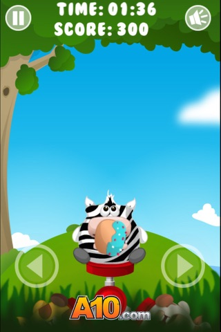 Animal Sweets Move Circle screenshot 3