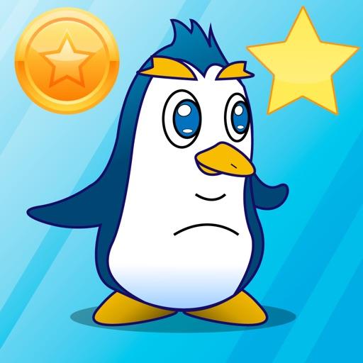 Penguin Run:A Frozen Adventure iOS App
