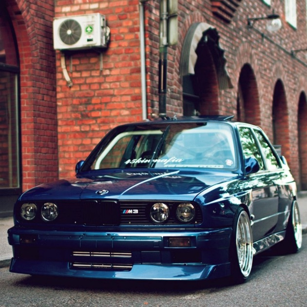 BMW M3 E30 Edition On The App Store