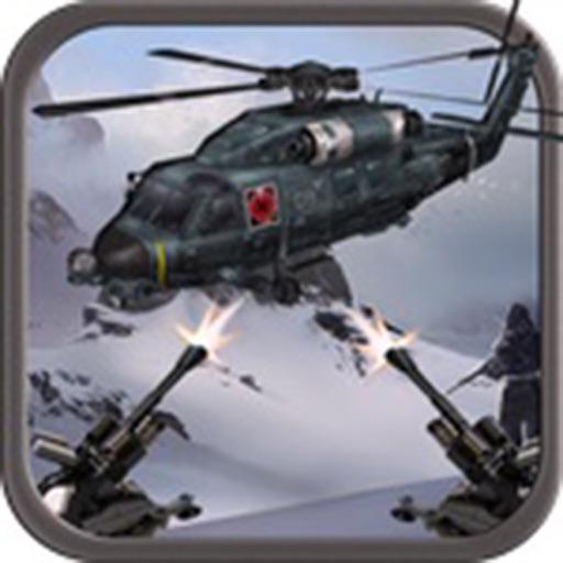 Heli Mountain Counter Attack Pro 2016 Free iOS App