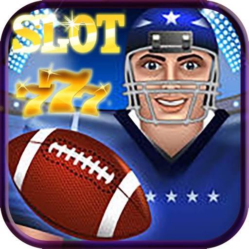 Rugby Slots Casino Of Las Vegas:Free Game 777 HD iOS App