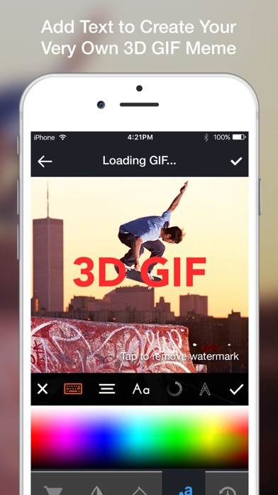 3d Gif Video Gif Maker To Convert Gif To Video To Post
