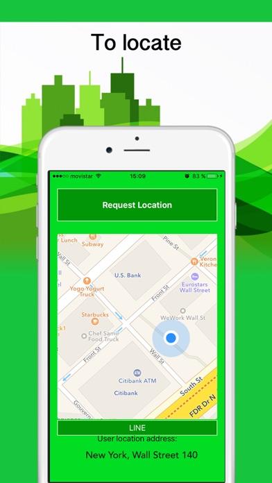 Location for LINE screenshot1
