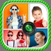 Foto Collage Maker - Mosaic Grid & Pic.ture Jointer With Layout.s & Multi-Frame.s
