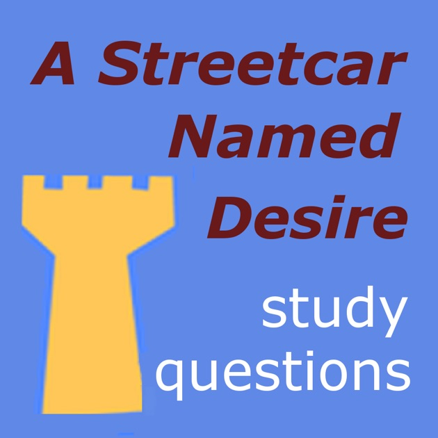 coursework questions streetcar named desire Titles and questions would also be suitable for coursework assignments a streetcar named desire biographical notes streetcar named desire' 'streetcar.