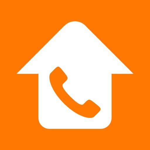 livephone application votre ligne fixe sur vos idevices. Black Bedroom Furniture Sets. Home Design Ideas