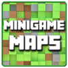Minigames Maps for MINECRAFT PE ( Pocket Edition ) - Download the Best Mini Games Map ( Free ) !