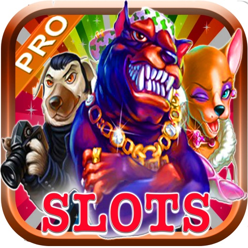 Triple Fire Casino Slots: Free Slot Of The Dog Game HD! Icon