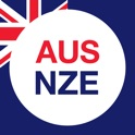Australia & New Zealand Trip Planner, Travel Guide & Offline City Map for Sydney, Melbourne or Wellington icon