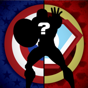 All Star Movie Quiz - Civil War Captain America Edition Marvel and DC Trivia Game 2k16 icon