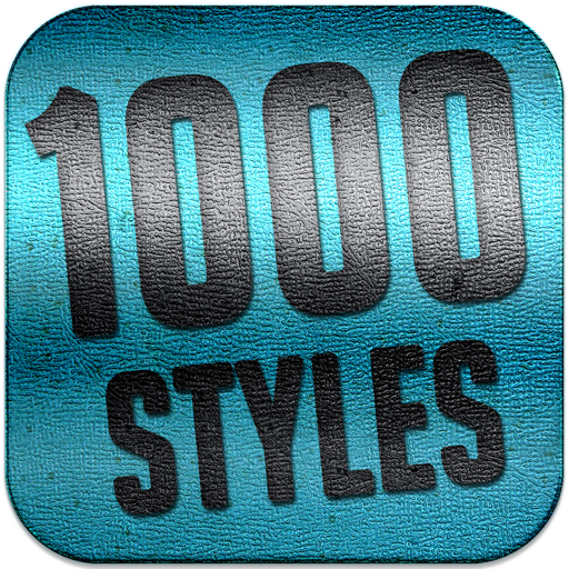 1000 Styles for Photoshop (Text Effects)