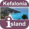 Kefalonia Island Offline Map Travel Guide