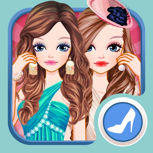 Luxury Girls - Dress up and make up game for kids who love fashion games iOS App