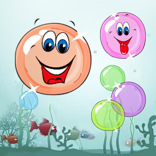 Deep Sea Baby Ballons iOS App