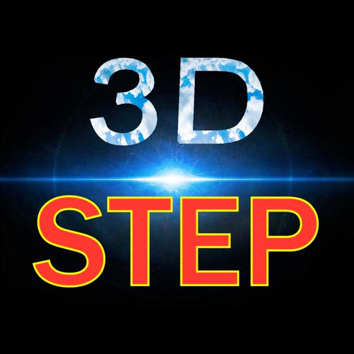 STEP Viewer 3D
