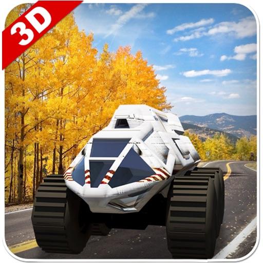 Euro Mountain Truck Drive iOS App