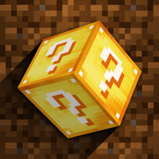 LUCKY BLOCK FOR MINECRAFT POCKET EDITION - Addon