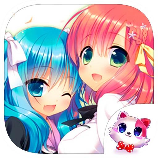 Girl Friend Era - Makeup, Dressup, Spa and Makeover - Girls Beauty Salon Games iOS App
