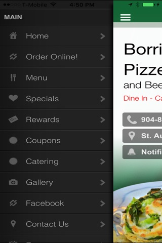 Borrillo's Pizzeria screenshot 2